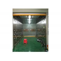 Buy cheap Anti-Static Class 1000 Cleanroom Air Shower Tunnel With 3 Directional Blowing from wholesalers