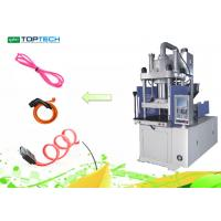 Buy cheap Baby Bottle Teats Horizontal Injection Moulding Machine , 45 Ton Hydraulic Moulding Machine from wholesalers