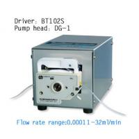 Buy cheap BT102S variable speed peristaltic pump,Peristaltic Pump,tubing pump,hose pump from wholesalers
