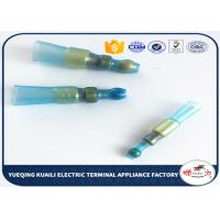 Buy cheap IP67 Heat Shrink Wire Terminals Splicing Wire , Operating Temperature -40 ~125 Degree from wholesalers
