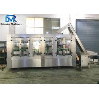 Buy cheap Beer Production Glass Bottle Filling Machine Plc Control Easy Maintenance from wholesalers