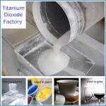Buy cheap CAS No.13463-67-7 White Pigment TiO2 Rutile Anatase Price Titanium Dioxide from wholesalers