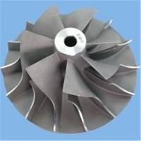 Wholesale Heat Resistant Bigger Compressor Wheel On Turbo Replacement Easy Installation from china suppliers