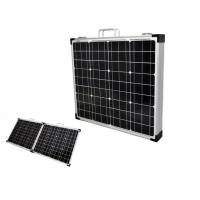 Wholesale Lightweight Foldable Solar Panel IP67 Black Frame Double Operation Buttons from china suppliers