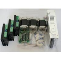 Wholesale 1 pcs Power Supply 3 Axis Nema 23 Stepper Motor Kits from china suppliers