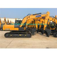 Buy cheap Q345 20 Ton Excavator Construction Equipment , Large Earth Moving Equipment Hydraulic from wholesalers
