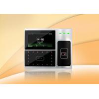 Buy cheap Facial Recognition Access Control System with Touch Screen, fingerprint time from wholesalers