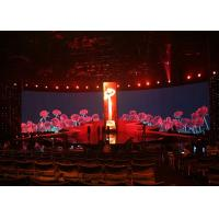 Buy cheap IP40/IP21 Protection Indoor Rental LED Display For Stage Show Easy Installation from wholesalers