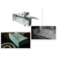 Buy cheap Spiral Line Mode Medical Garment Folding Machine With Stainless Steel Material from wholesalers