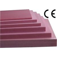 Buy cheap Extruded polystyrene board (CE&SINTEF approved) from wholesalers