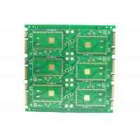 Buy cheap Custom Prototype FR4 Multilayer PCB Fast Turn 6 Layers Fr4 Rigid Multilayer PCB from wholesalers