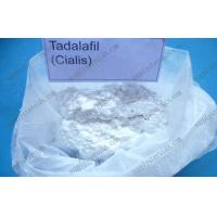 Buy cheap 99.5% Cialis Anabolic Steroid Hormones Tadalafil Citrate CAS 171596-29-5 For Sexual Function from wholesalers