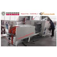 Buy cheap High Speed Wheat Packing Paper Bag Making Machines , 78 - 190MM Width from wholesalers