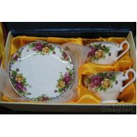 Wholesale fine bone china coffee sets from china suppliers