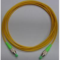 Wholesale FC APC Fiber Optic Patch Cord with LSZH cable from china suppliers