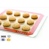 Buy cheap Food Grade Non Stick Silicone Baking Mat Heat Resistant 42cm - 28cm from wholesalers