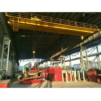 Buy cheap Double Rail type double girder overhead crane exported to bangladesh overhead crane price from wholesalers
