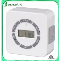 Buy cheap weekly digital timer for America market from wholesalers