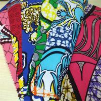 Buy cheap Ankara Wax Printed Cotton Cloth Full Color Smooth Stick Take Health And Safety from wholesalers