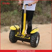 Buy cheap CE FCC ROHS 2 Wheel Electric Stand Up Scooter E Scooters Speed Control 1200W from wholesalers