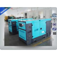 Buy cheap 30Kva Silent 2mm Thick Canopy Diesel Generator Set Powered By Isuzu / Lovol Diesel Engine from wholesalers