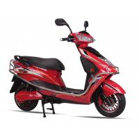 Buy cheap 800W - 2000W Power Motor Adult Electric Motorcycles Max Speed 70 Km / H from wholesalers