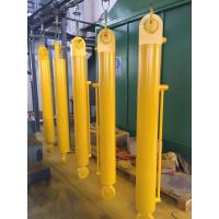 Buy cheap 50T Welded Double Acting Hydraulic Cylinder Heavy Duty Industrial 300mm Stroke from wholesalers