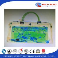 Buy cheap Secu Scan Big Size Luggage X Ray Machines Penetration 34mm Steel from wholesalers