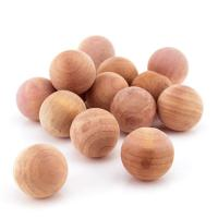 Buy cheap Wooden Cedar Shoe Balls With Fresh Scent from wholesalers