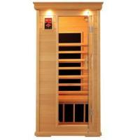 Buy cheap One Person Far Infrared Sauna Room (SMT-011PA) from wholesalers
