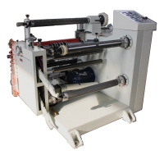 Buy cheap high precisionmax working width 650mm automatic slitting machine plastic slitting machine paper slitter rewinder machine from wholesalers
