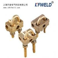 Buy cheap Type GUV Rod to Cable Clamp, Copper material, Good electric conduction from wholesalers