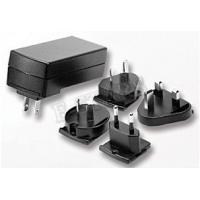China 20V 1A UL switched power supply interchangeable AC plug adaptor on sale