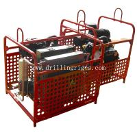 Buy cheap Hydraulic mountain portable drilling rig from wholesalers