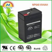 Buy cheap LEAD ACID BATTERY 6V4AH from wholesalers