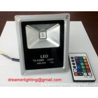 16 Color Tones RGB LED Flood Light for Illumination and Beautification of Home Hotel Garde