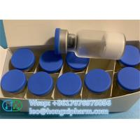 Buy cheap Real Somatropin R-HGH Human Growth Hormone 191AA HGH 10iu Blue Caps No label from wholesalers