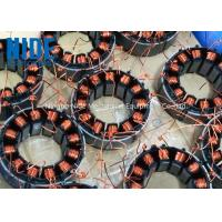 Buy cheap automatic 2 stations needle coil winding technology machine for multi-pole BLDC motor stator from wholesalers