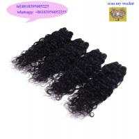 Buy cheap Popular Design Wholesale High Quality Unprocessed Natural Color spring curly wholesale feather hair from wholesalers