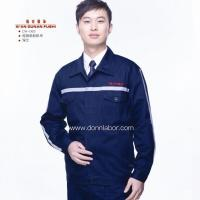Best-selling Protective Clothing Coverall Work Miner Uniform with Flame Tape Manufactures