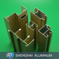 Buy cheap Cheap Price Good Quality Powder Coated, Anodized Ghana Standard Aluminium Profiles Making Doors Window Made in Chin from wholesalers