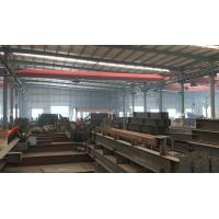 Buy cheap Durable Industrial Steel Frame Buildings Painted / Galvanized Surface Treatment from wholesalers
