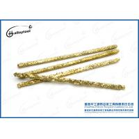 Buy cheap Wear Resistance Carbide Welding Rod For Coal Mining Surfacing Welding from wholesalers
