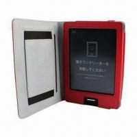 Buy cheap PU Case for Kobo, Red, Various Colors are Available from wholesalers