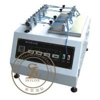 Wholesale Leather and Footwear Testing Instruments Digital Shoeslace Rub Test Machine , SATRA PM154 Rub Resistance Tester from china suppliers