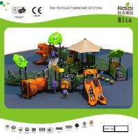 Buy cheap Outdoor Playground (KQ10071A) product