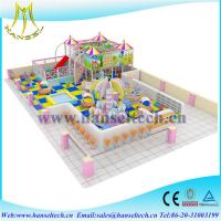 Buy cheap Hansel children amusement indoor and outdoor playground slides for sale from wholesalers