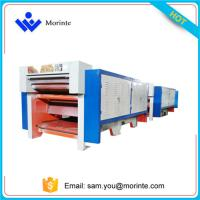 Two cylinder cotton dropping waste card fly cleaning machine