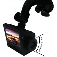 Buy cheap Automatically HD1280 * 720 / VGA640 * 480 HD SD / MMC IR 720P car dvr, built - in battery from wholesalers