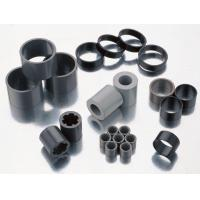 Buy cheap Black Smco Ring Magnets Plastic Injection Bonded Outstanding Magnetic Properties from wholesalers